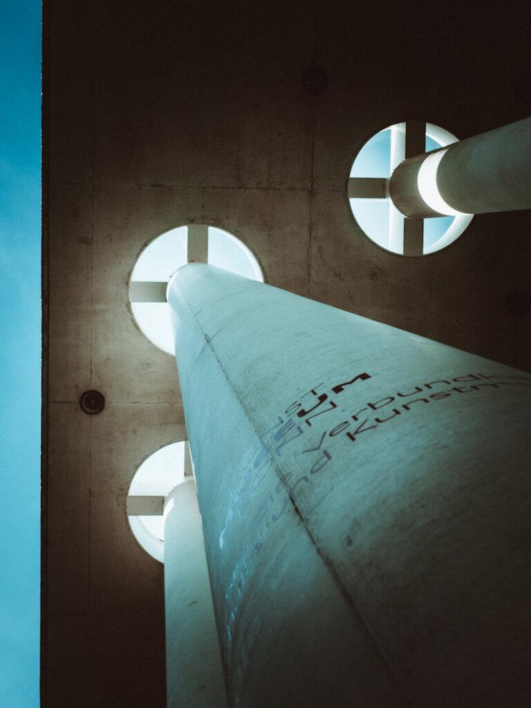 Bundeskunsthalle in Bonn fotografieren