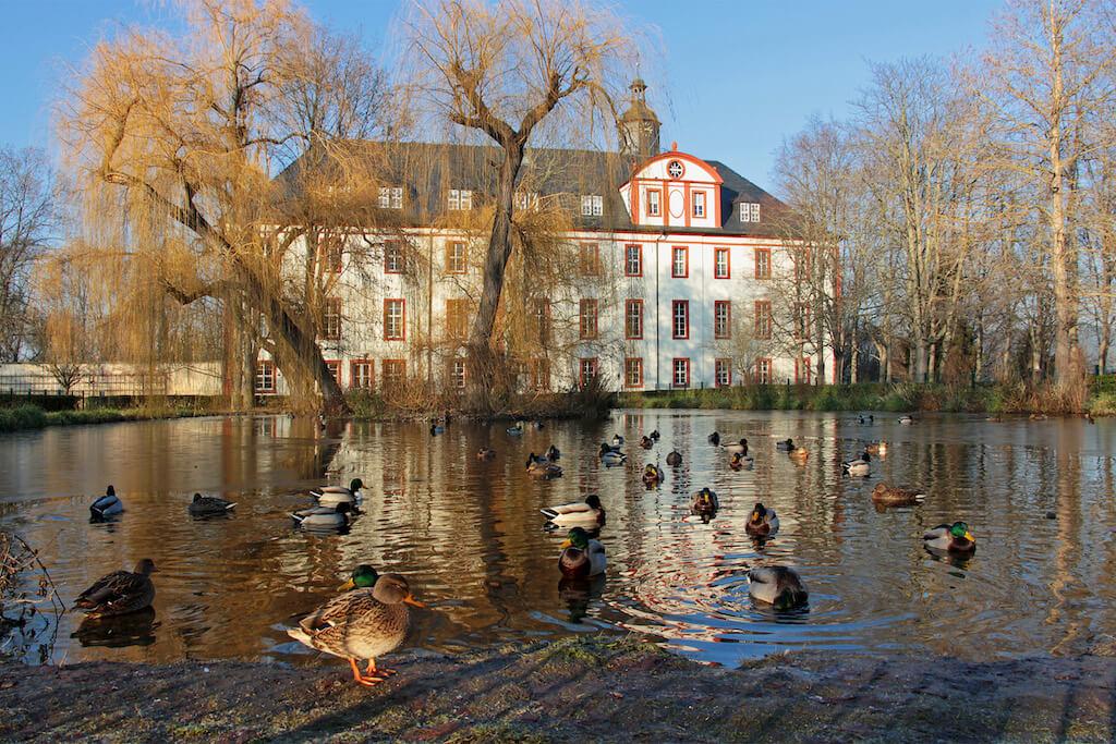 Foto-Spaziergang im Schlosspark