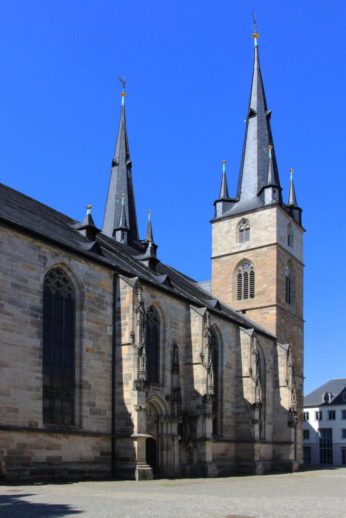 Stadtkirche St. Johannes in Saalfeld
