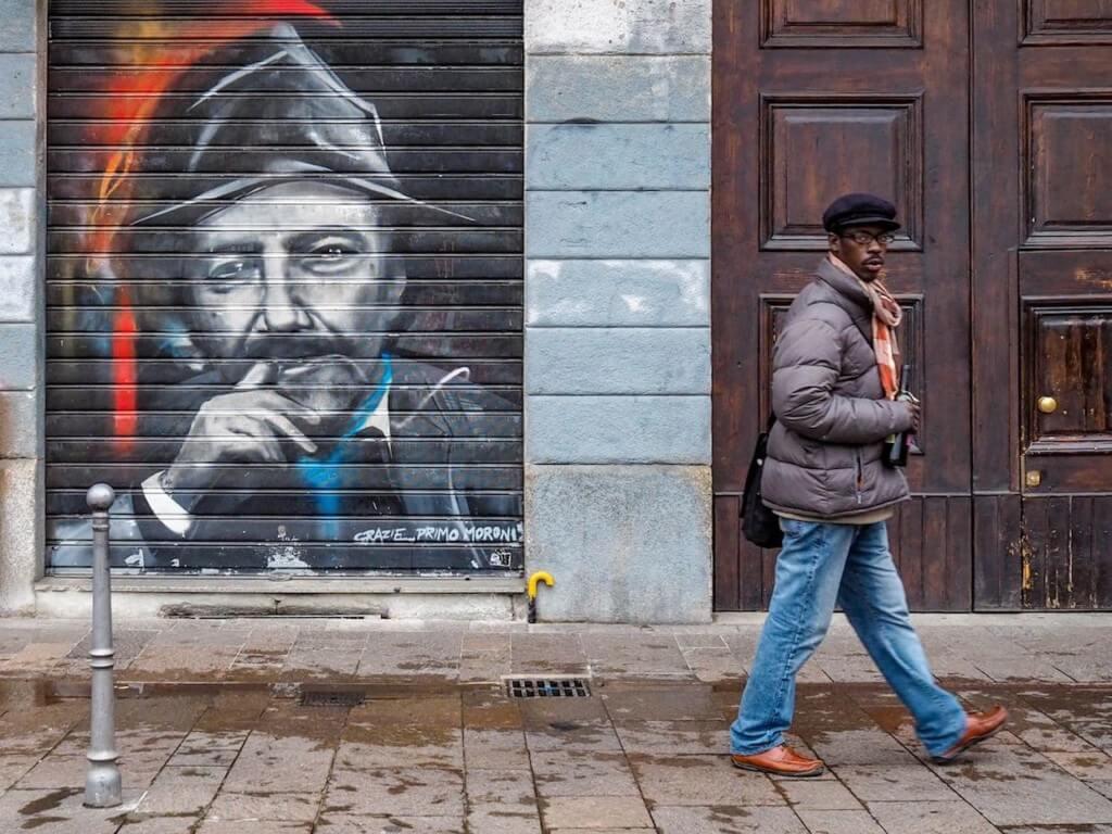 Streetart in Mailand entdecken und fotografieren