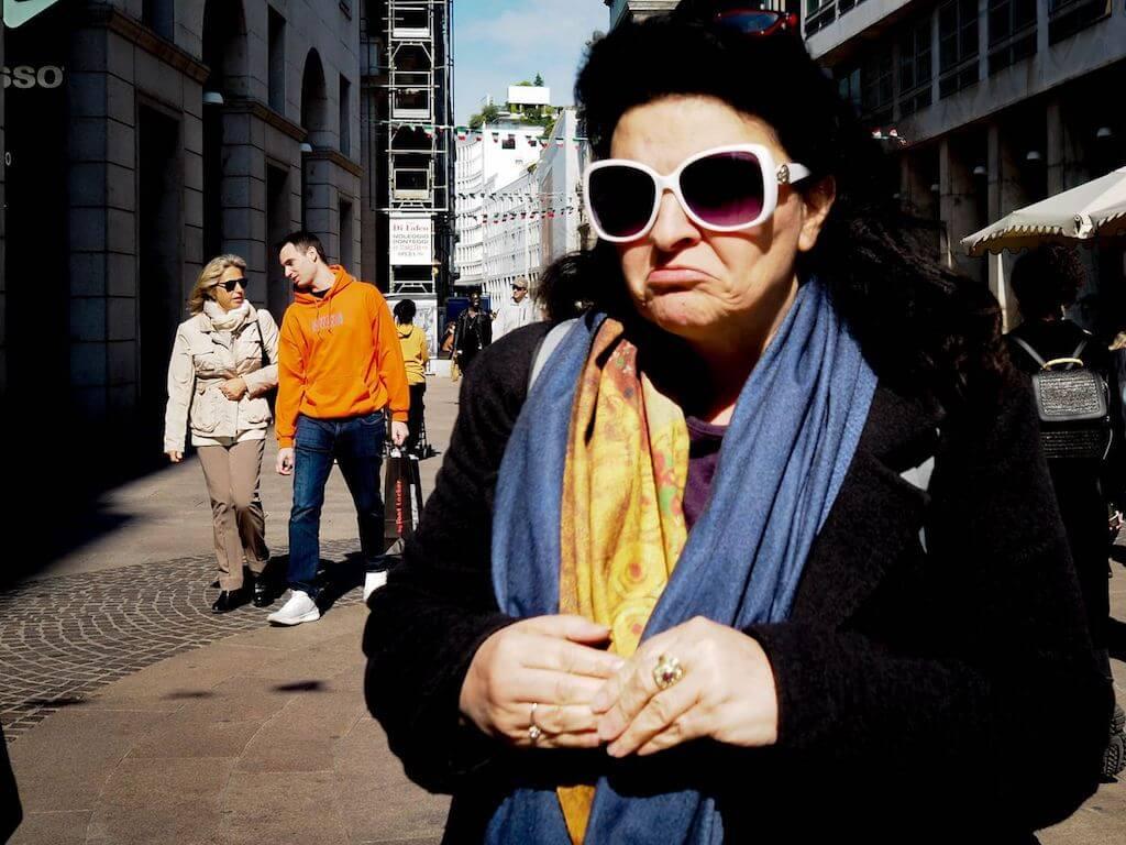 Fotografieren in der Modestadt Mailand