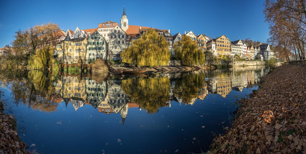Sehenswürdigkeiten in Tübingen fotografieren