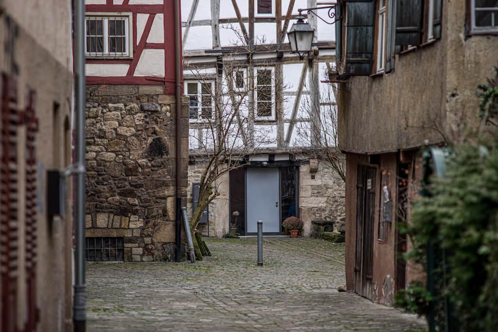 Fotografieren in der Tübinger Unterstadt