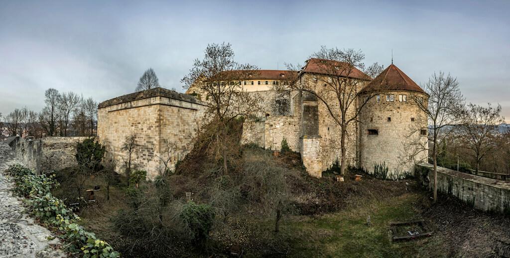 Schloss Hohentübingen: Eine Sehenswürdigkeit, die man in Tübingen fotografieren sollte