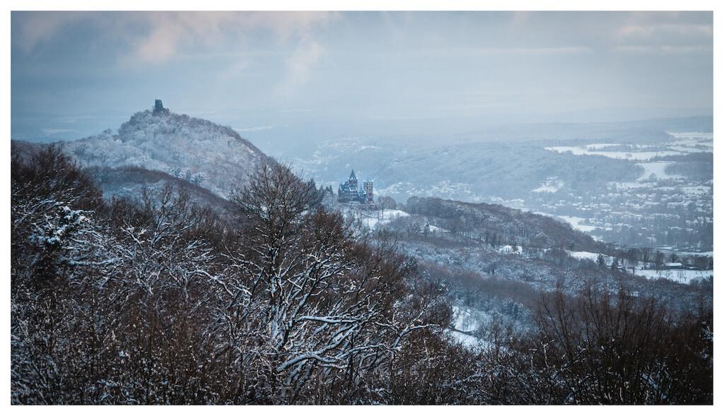 Sehenswürdigkeiten in Bonn und Region fotografieren: Schloss Drachenburg