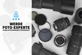 Werde Foto-Experte in der fotocommunity Fotoschule