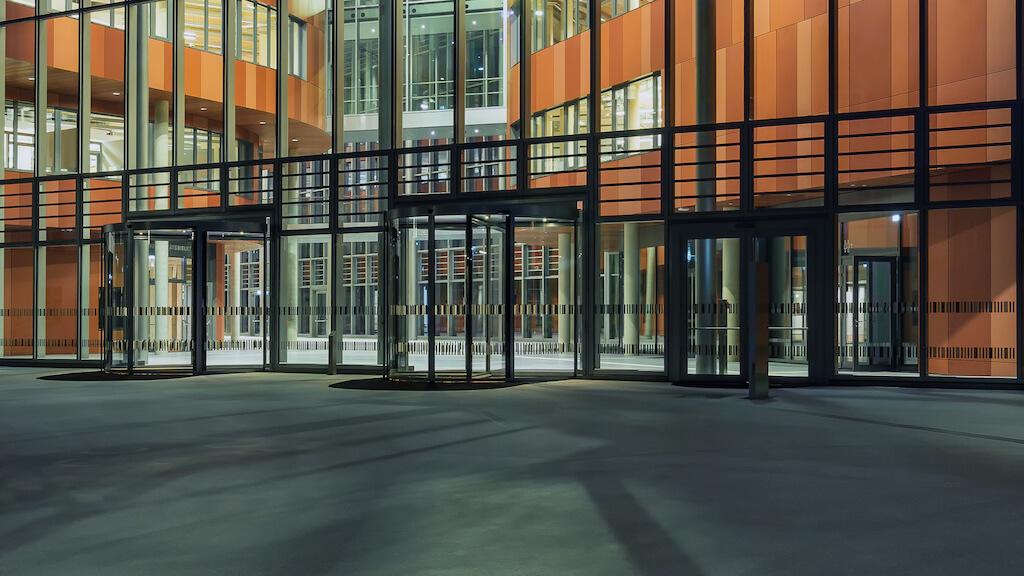 Die Universitätsbibliothek in Marburg fotografieren