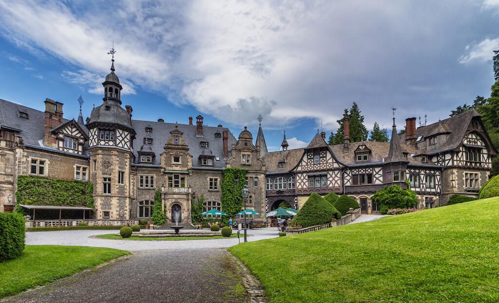 Schloss Rauischholzhausen in Marburg