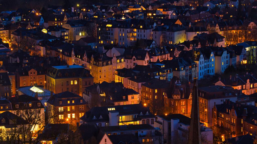 Das Marburger Südviertel fotografieren
