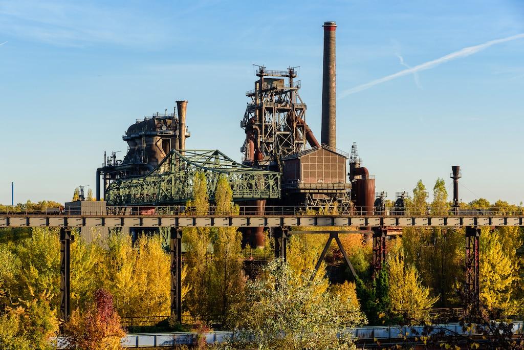 Landschaftspark Duisburg-Nord fotografieren