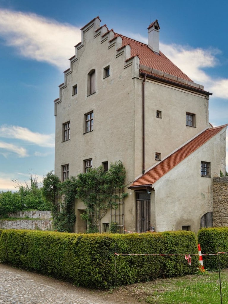 Wohnhaus von Johannes Turmeir