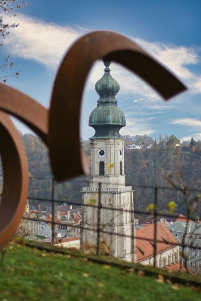 Jakobskirche in Burghausen fotografieren