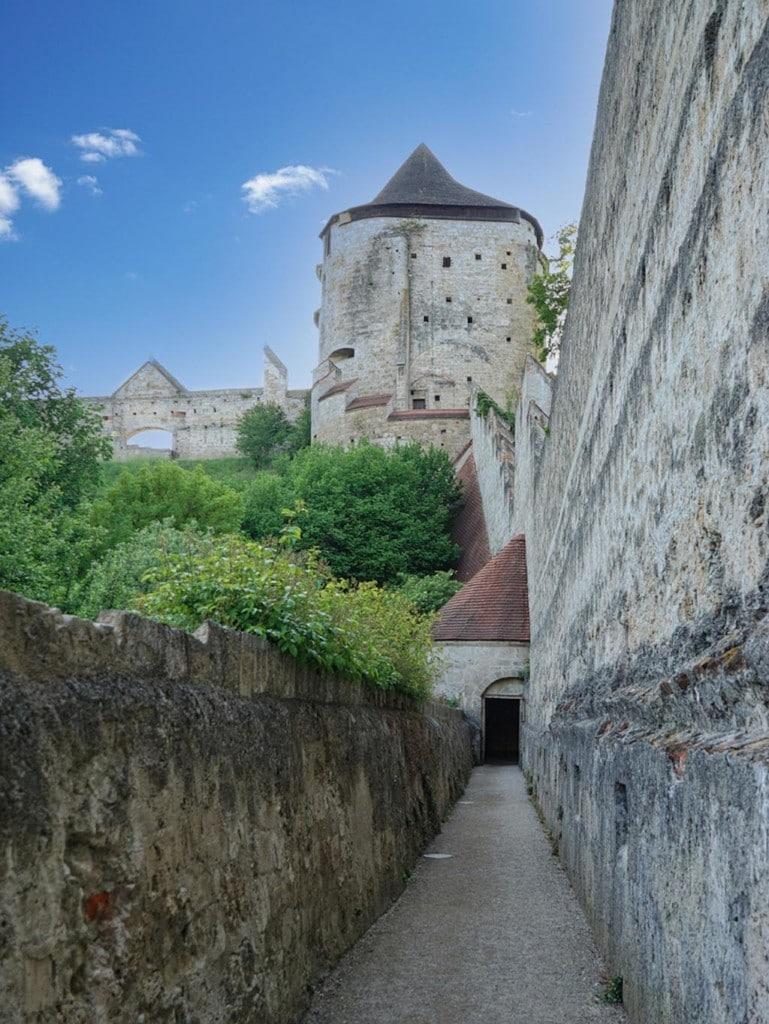 Der innere Burgweg