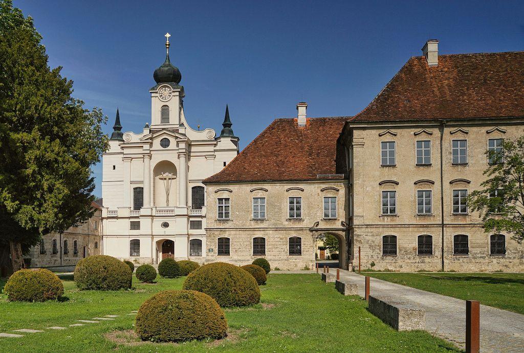 Klosterkirche des Zisterzienserklosters Raitenhaslach