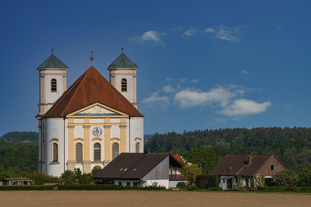 Wallfahrtskirche Marienberg