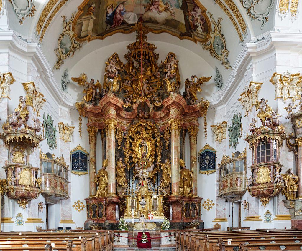 Sehenswürdigkeiten in Burghausen fotografieren