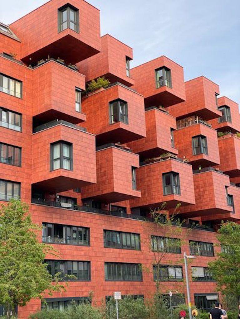 Architektur in Brigittenau