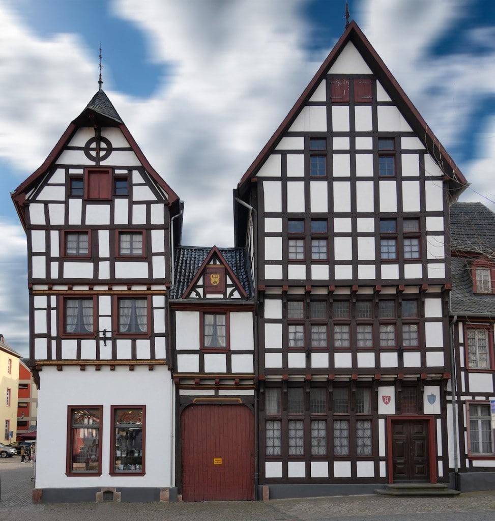 Architekturfotografie in Bad Münstereifel