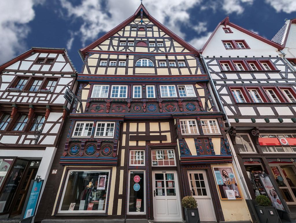 Fotomotive in der Orchheimer Straße
