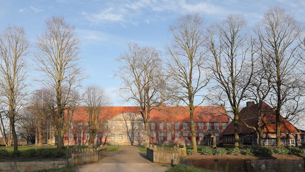 Fotomotive in der Grafschaft Bentheim: Kloster Frenswegen