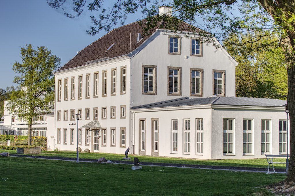 Burganlage in Grafschaft Bentheim fotografieren