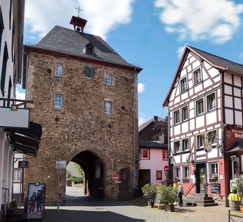 Stadttor Bad Münstereifel fotografieren