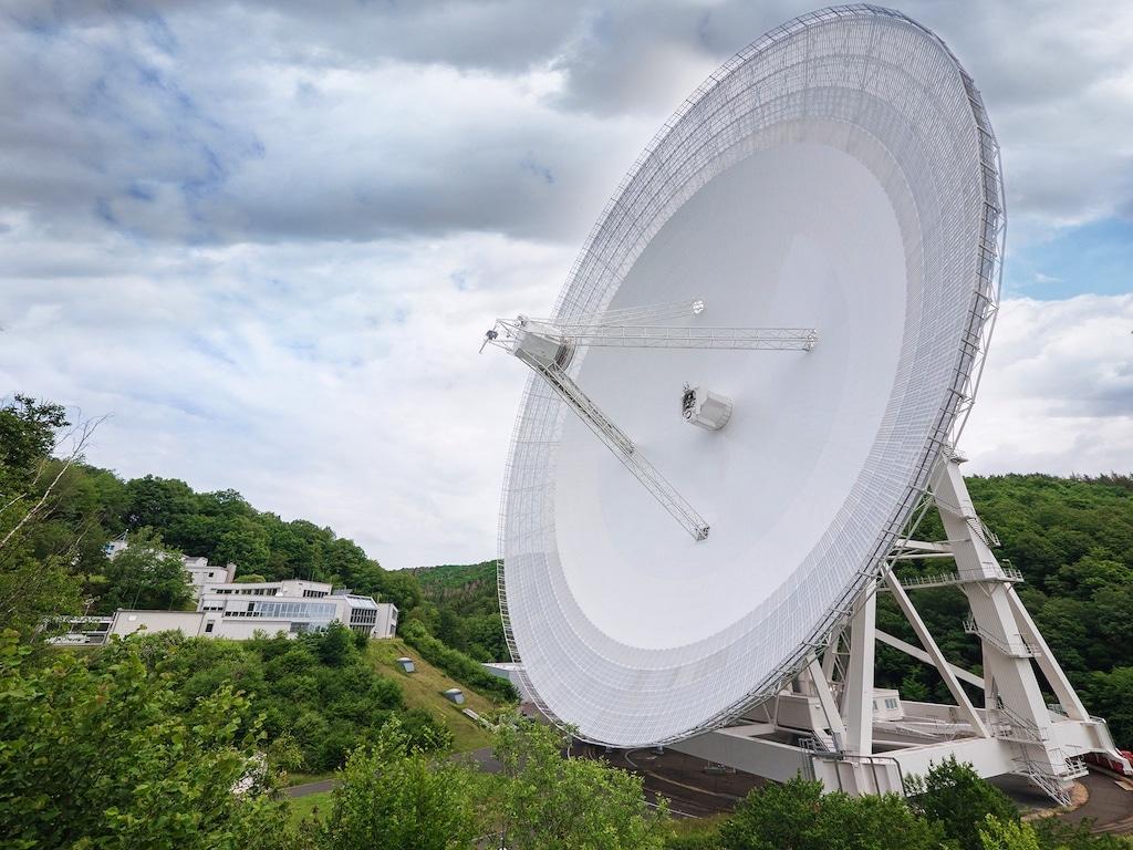Das Radioteleskop Effelsberg