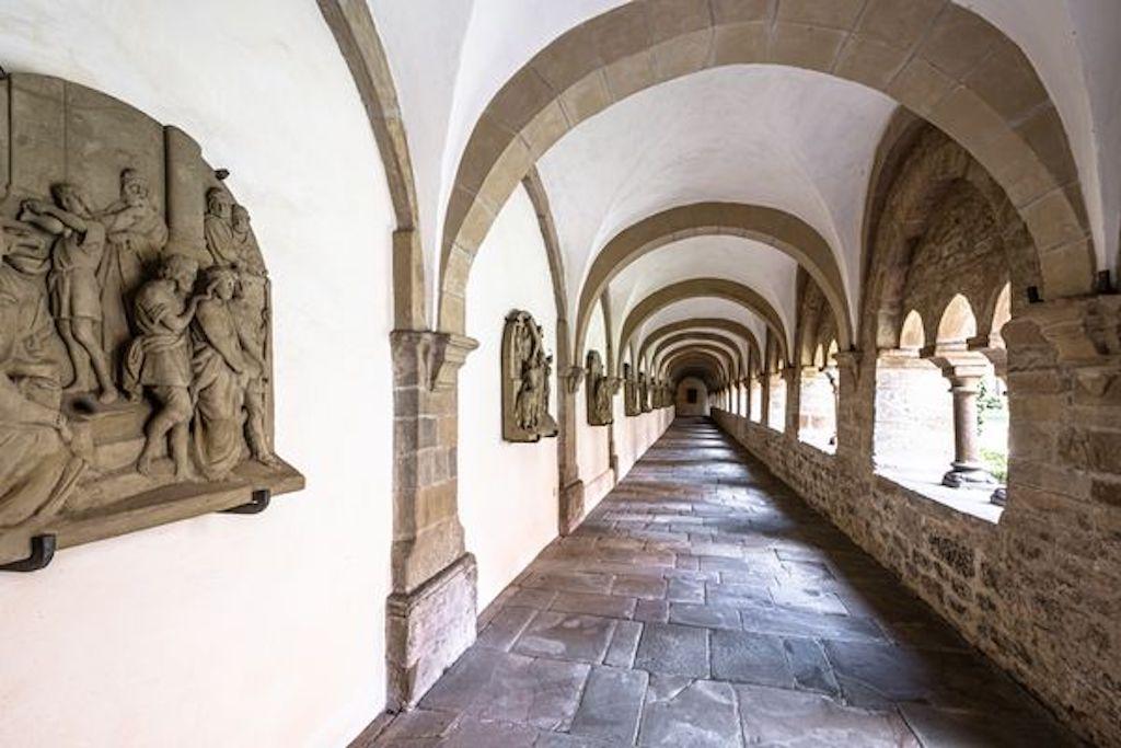 Dom St. Peter (Osnabrück) Kreuzgang