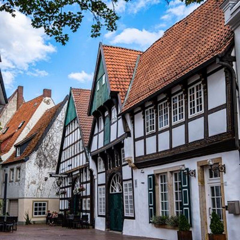Heger Viertel: Weinkrüger (Osnabrück)