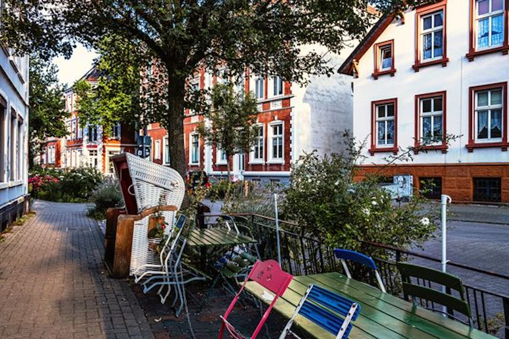 Im Katharinenviertel (1) in Osnabrück