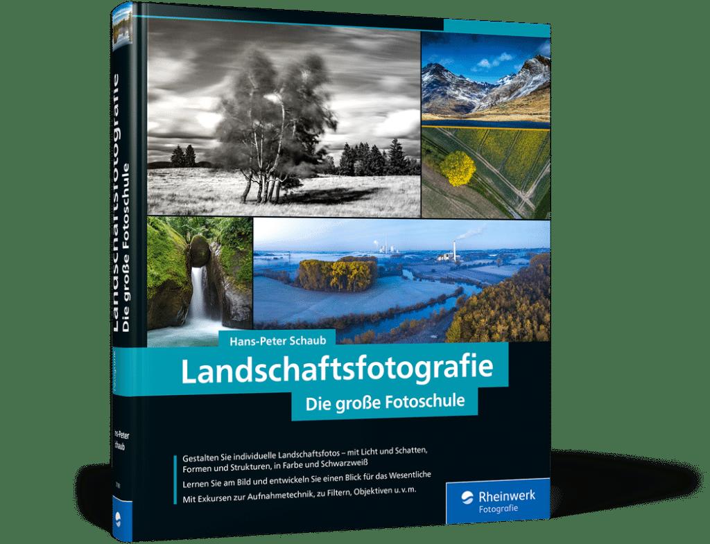 Buchabbildung: Landschaftsfotografie: Die große Fotoschule