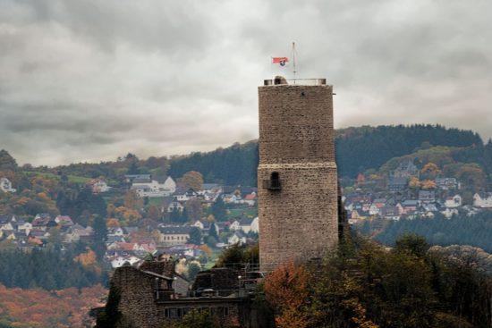 Burg Vetzberg in Wetzlar