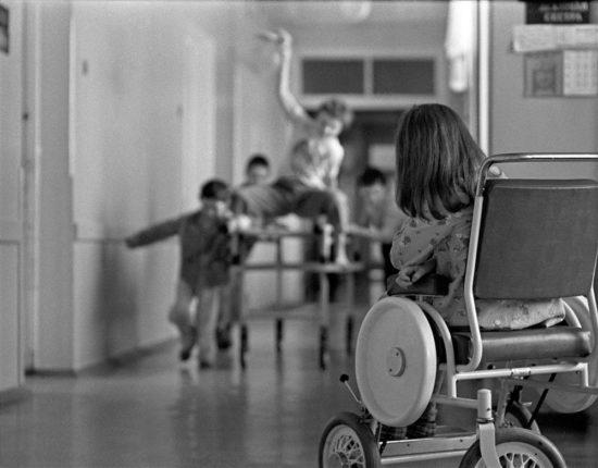 Eine Kinderklinik