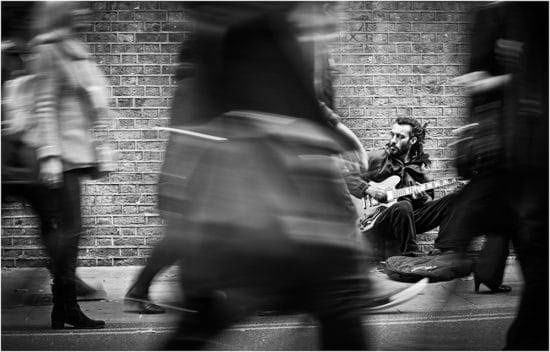 Streetfotografie schwarzweiß