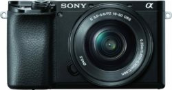 Sony a6100 SELP1650