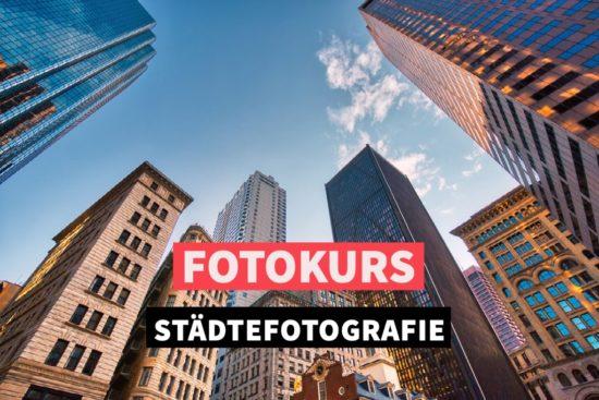 Online-Fotokurs Städtefotografie