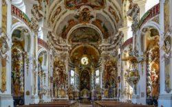 Asamkirche Osterhofen, fotografiert von Jörg Murawski
