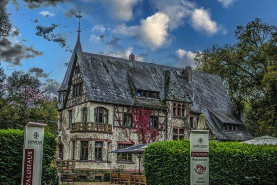 Darmstadt Oberwaldhaus