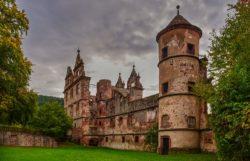 Die Schlossruine Hirsau fotografiert von Jörg Murawski