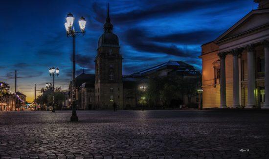 landesmuseum in Darmstadt