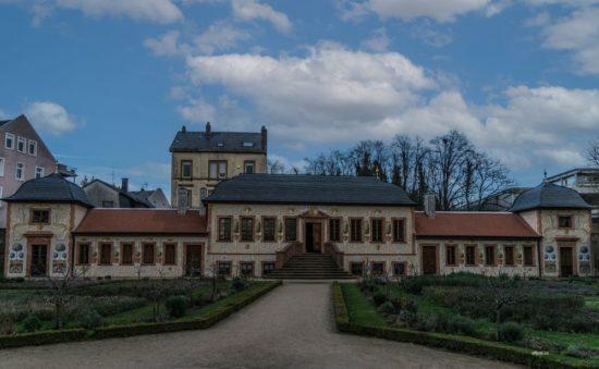 Prettlack`sche Gartenhaus in Darmstadt