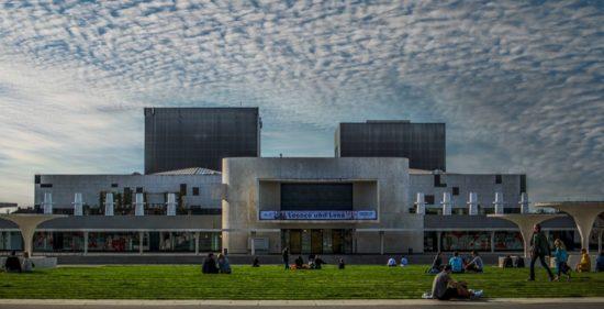Staatstheater in Darmstadt