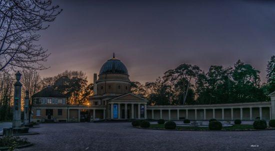 Waldfriedhof in Darmstadt