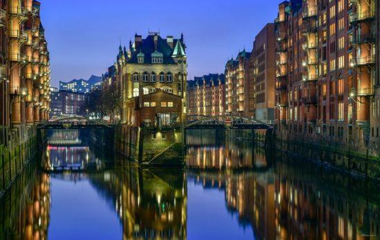 Wasserschlösschen in Hamburg fotografiert von JörgMurawski