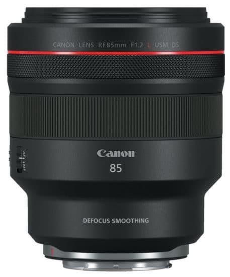 RF-Objektive von Canon