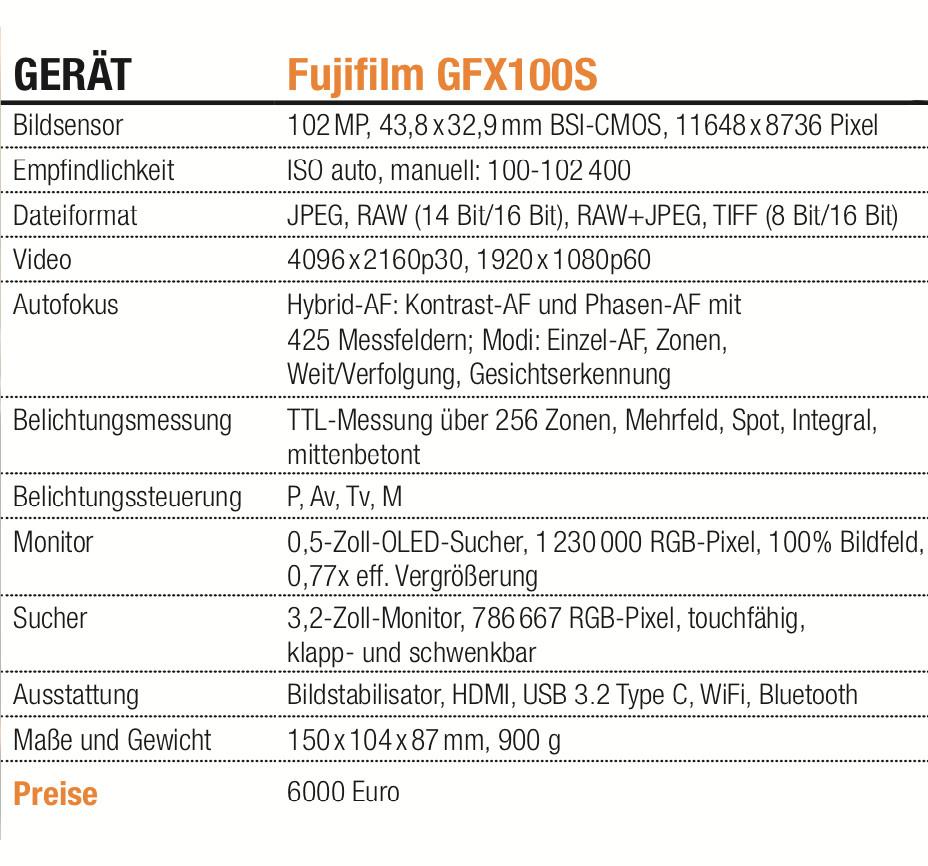 Info-Tabelle_Fujifilm GFX100S