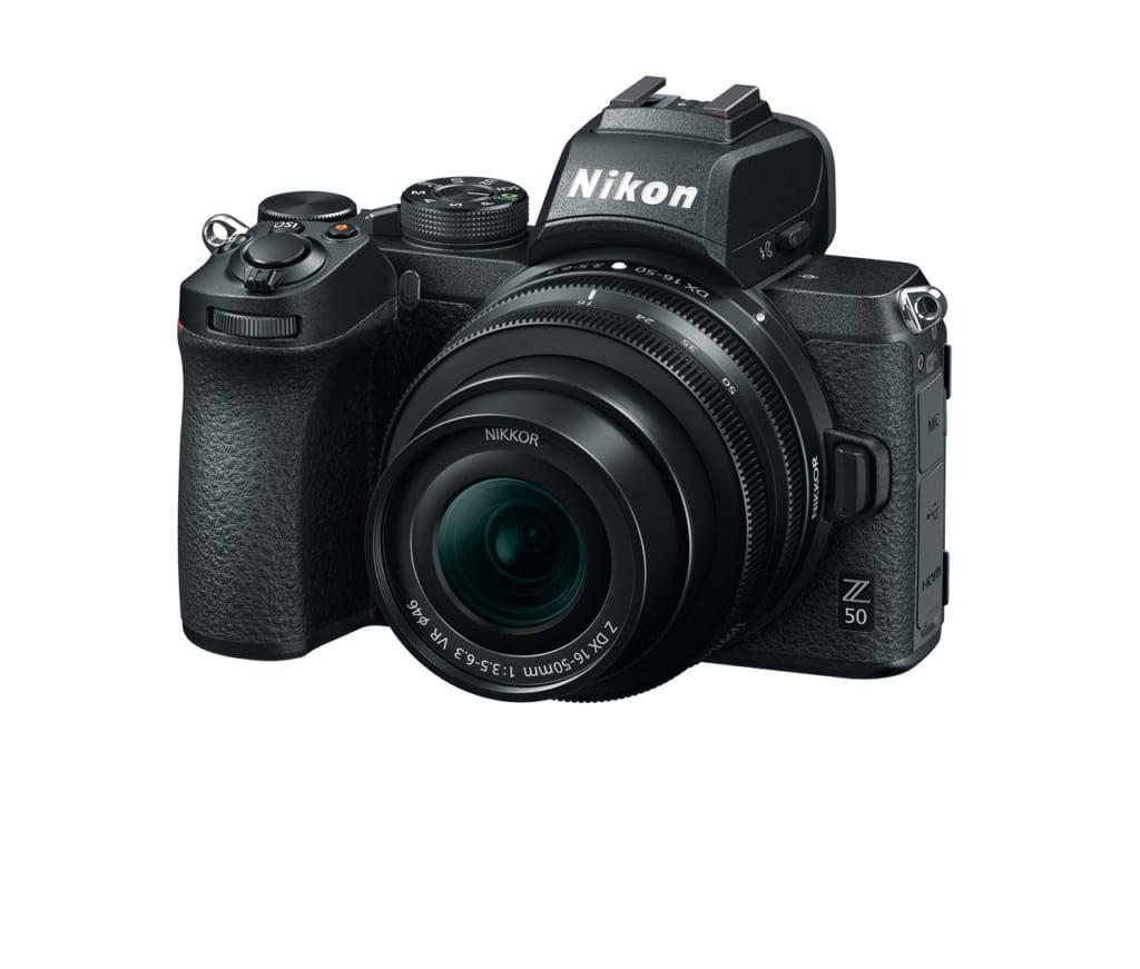 Nikon-Z-Bajonett