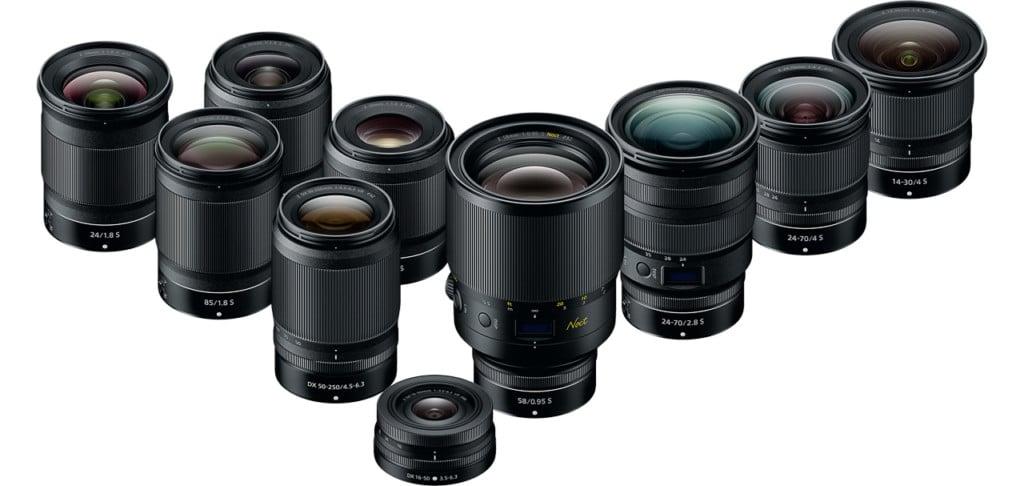 Objektive Nikon