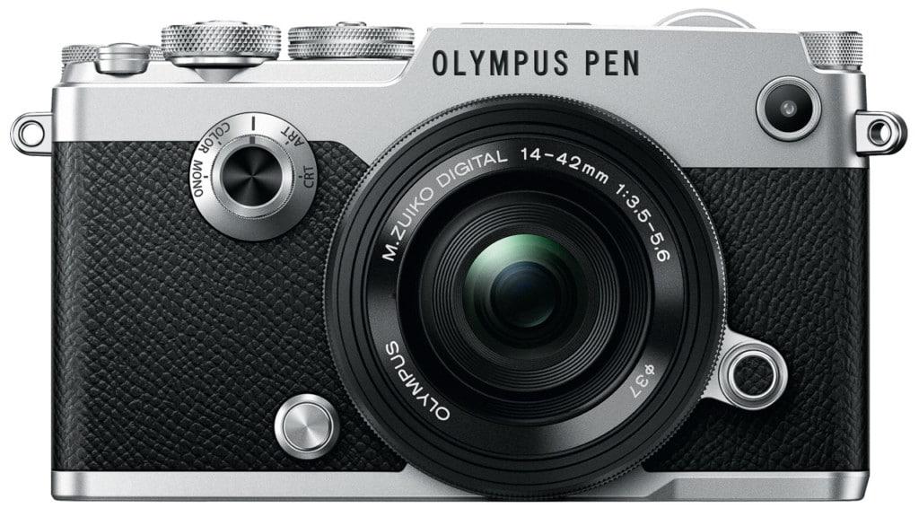Die OLYMPUS PEN Kamera