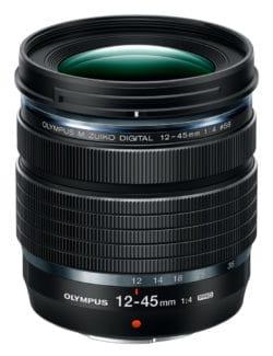 Neues Kamera-Objektiv von Olympus